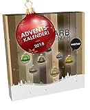 Wohltuer Adventskalender mit tollen Superfoods | Adventskalender 2020 Fitness | Proteine & Ballaststoffe | Glutenfrei & Vegan | Für Sportler & Ernährungsbewusste