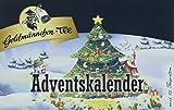 Goldmännchen-Tee Adventskalender, 1er Pack (1 x 50,15 gm)