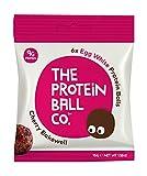 The Protein Ball Co. Kirsche und Mandel Proteinbälle, 10er Pack (10 x 45 g)