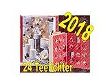 PartyLite Adventskalender 2012 (24 Duft-Teelichter)