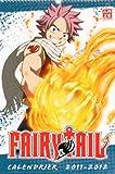 Kalender 2011-2012 Fairy Tail