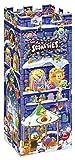 Smarties bunter Adventskalender mit Schokolade & Pralinen gefüllt, 1 x 227 g