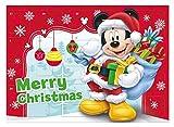 Undercover MICK8022 Adventskalender, Disney Mickey Mouse