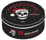 Moses Black Stories Mörderische Bescherung | 24 rabenschwarze Rätsel zur Weihnachtszeit | Adventskalender