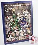 Lustiger Körperpflege Adventskalender JOLLY MÄH - NICI Weihnachtskalender Schaf - für Erwachsene und Kinder