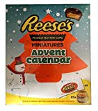 Reese's Advent Calendar New in for Christmas - Peanut Butter Cups Milk and White Chocolate