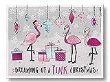 Make-Up Adventskalender'PINK FLAMINGO X-MAS' 2018, youstar, 24 hochwertige Produkte, Geschenkset-