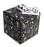 ZMILE Cosmetics Kosmetik-Adventskalender 'Cube' (black), 45 g