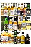 Adventskalender PREMIUM mit 24 verschiedenen Whisky Miniaturen