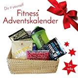 Fitnesskaufhaus Do It Yourself Samples Fitness Adventskalender 2019, 24 TLG Protein Shaker
