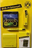 Borussia Dortmund BVB Prämienset - Puzzle,Würfel,Bleistift,Block & Kartenspiel