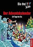Die drei ??? Kids, Der Adventskalender: 24 Tage im Eis! Extra: Stickerbogen