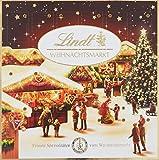 Lindt & Sprüngli Weihnachtsmarkt Tisch Adventskalender, 1er Pack (1 x 115 g)