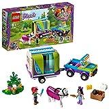 LEGO 41371 -Friends Mias Pferdetransporter, Bauset