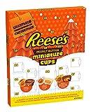Reese Peanut Butter Miniature Advent Calendar 250g