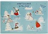 Adventskalender Bath & Body für Erwachsene und Kinder - Kosmetik Weihnachtskalender mit 24 Überraschungen für SIE und IHN - Nic and the Bee - von matrasa