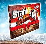 KS Tools 999.6666 Adventskalender 2019 Stahl statt Schokolade Steckschlüssel-Satz, 33-tlg, Limited Edition