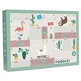 Foodist Veganer Active Adventskalender mit 24 aufregenden Snacks, Superfoods und Trendfoods, 12.280 g