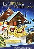 JR-Farm Hunde Adventskalender, 1er Pack (1 x 140 g), Getreidefrei
