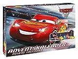 Craze 57361 Disney Cars 57361-Adventskalender Pixar 3, Mehrfarbig