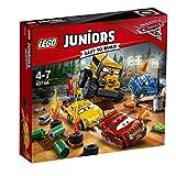 LEGO Juniors 10744 - Crazy acht Rennen in Thunder Hollow, Auto-Spielzeug