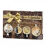 Roth Frühstücks-Adventskalender 'Coffee und Co', 1er Pack (1 x 300 g)