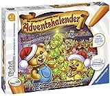 Ravensburger Tiptoi 00840 tiptoi Adventskalender 2018-Komm mit in die Weihnachtswerkstatt