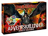Craze 57323 Adventskalender Dragons
