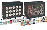 Gin Tasting Adventskalender/Kalender Set Geschenkbox Probierset - 24x Gin Sorten + Mixcompany Tasting Box - Weihnachtsgeschenk - Geschenkset - NEU