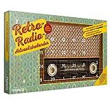 FRANZIS Retro-Radio-Adventskalender 2019 | In 24 Schritten zum eigenen UKW Radio | Ab 14 Jahren