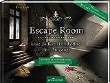 Escape Room. Der erste Escape-Adventskalender: Löse 24 Rätsel und öffne den Ausgang