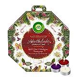 Air Wick Adventskalender, 24 Duftkerzen zur Vorfreude auf Weihnachten, 1 Stück
