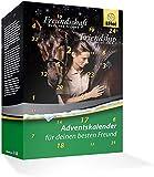 Effol Pferd Adventskalender 2020 - Wert 200 €, idealer Advent Kalender für Pferd & Reiter, Pferde Calender, 24 Pflege Produkte