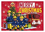 Undercover FSTU8022 Adventskalender, Feuerwehrmann Sam