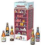 Kalea Bier Adventskalender 2020, 24 Biere von Privatbrauereien, inkl. Bier Informationen und Videos zu den Bieren, der neue Adventskalender von Kalea für Männer mit einem spannenden Design