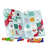 Der wunderbare Adventskalender - 24 Tage eine süße Überraschung von Fruchtgummi, Brause, Bonbon, Schokolade bis Keks - Adventskalender 2019 von Der Zuckerbäcker