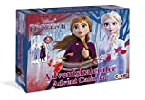 CRAZE Adventskalender FROZEN 2 Die Eiskönigin 2019 Weihnachtskalender für Mädchen Spielzeug Kalender tolle Inhalte 19511