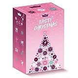 GYMQUEEN Fitness Adventskalender Tasty Christmas 2020 | mit exklusiven Tasty Drops und Protein-Riegeln in Originalgröße | Kalorienfreie, Zuckerfreie und Fettfreie Flavour Drops und High Protein Riegel