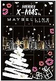 Maybelline New York - Adventskalender Kalender 2019 - Merry X-Mas