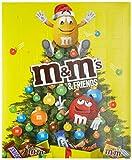 M&M Friends Schokoladen-Adventskalender 24 Portionsbeutel, 1er Pack (1 x 361 g)