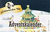Goldmännchen-Tee Adventskalender, 1er Pack (1 x 50,15 gm)