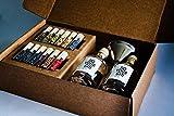 Original DIY Gin-Set zum selber-machen   DO YOUR GIN bekannt aus Sat1, Vogue, Spiegel   12 frische Botanicals in Gläsern   Craft-Gin in persönlichen Flaschen   Ausgefallene Geschenk-Idee
