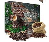 Adventskalender Kaffee ganze Bohne Weihnachtskalender 2019 I edles Probierset zum Verschenken