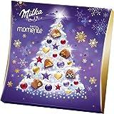 Milka Zarte Momente Adventskalender 1 x 211g, Kalender mit zarten Pralinen