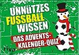 Unnützes Fußballwissen: Das Adventskalender-Quiz