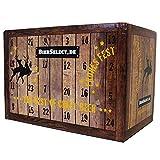 Adventskalender mit CRAFT BEER von BierSelect - 24 Craft Beer Spezialitäten für die Weihnachtszeit - ausgefallene Biersorten aus Deutschland