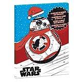 Dekora Star Wars BB-8 Adventskalender mit Vollmilchschokolade für Weihnachten 2019