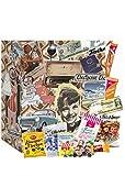 DDR ADVENTSKALENDER Edition 2020 I Geschenkset ehemalige Ostprodukte I Adventskalender mit Süßigkeiten aus der DDR I DDR Ostalgie I Geschenkideen DDR I Geschenkbox Ostalgie für Männer Frauen