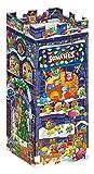 Nestlé SMARTIES bunter Advendtskalender, Weihnachtskalender für Kinder, mit Schokolade und Pralinen gefüllt, für Jungen und Mädchen, 1er Pack (1 x 227g)