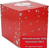 Engelbert Strauss Adventskalender 2020 Werkzeug ES2-WERT 180€- Männer Heimwerker Werkzeugkalender, EngelbertStrauss Advent Kalender Mann